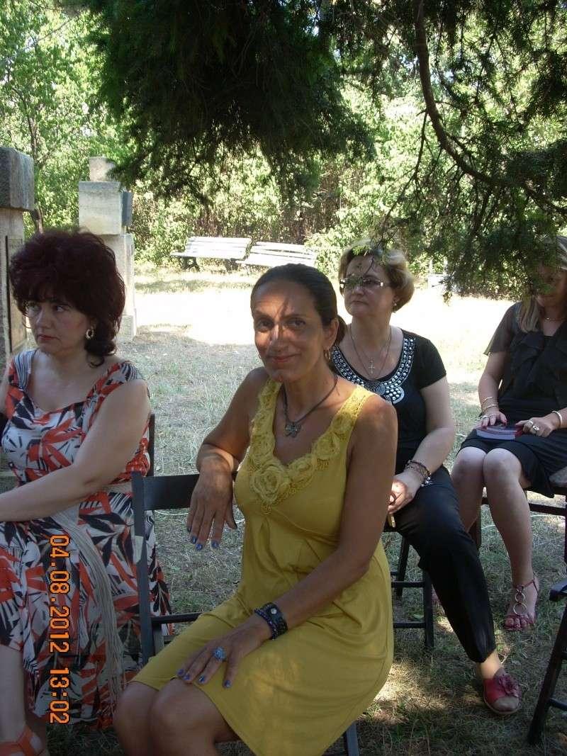 """Lansare de cărţi: """"La marginea tăcerii"""", de Dorina Neculce, """"Vade Mecum"""", Antologie versuri. Şase poeţi contemporani. """"Contraria"""",Rameel şi Dorina Neculce Lansar70"""