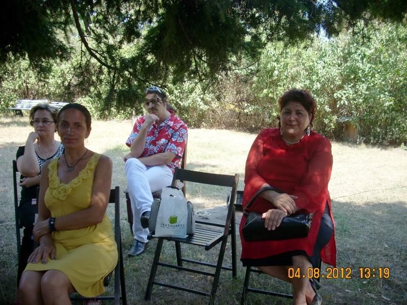 """Lansare de cărţi: """"La marginea tăcerii"""", de Dorina Neculce, """"Vade Mecum"""", Antologie versuri. Şase poeţi contemporani. """"Contraria"""",Rameel şi Dorina Neculce Lansar72"""