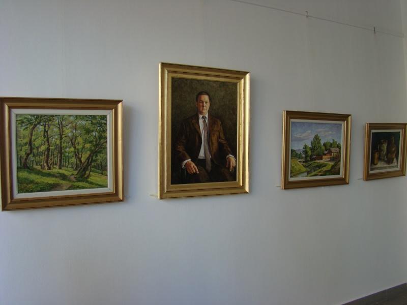 Mihai Coţovanu-Vernisajul expozitiei de pictura: Lumina vine din interior- Mihai_11