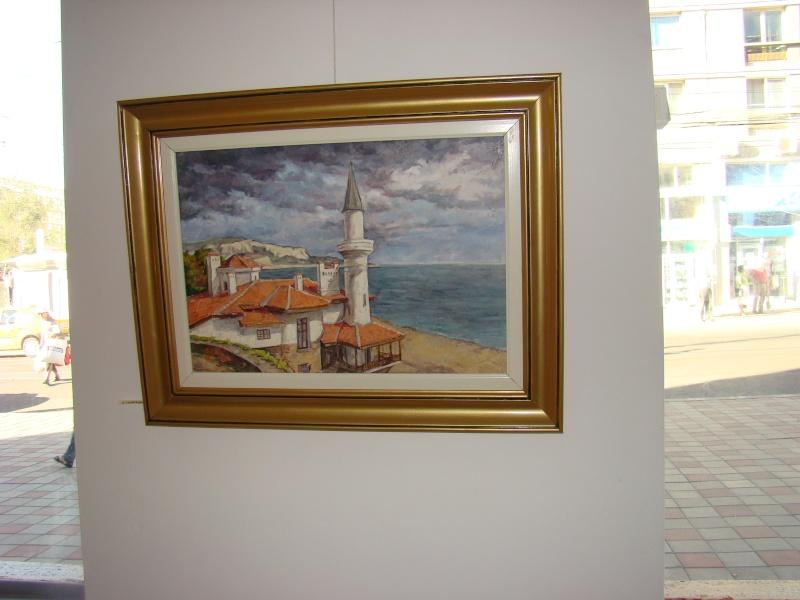 Mihai Coţovanu-Vernisajul expozitiei de pictura: Lumina vine din interior- Mihai_12