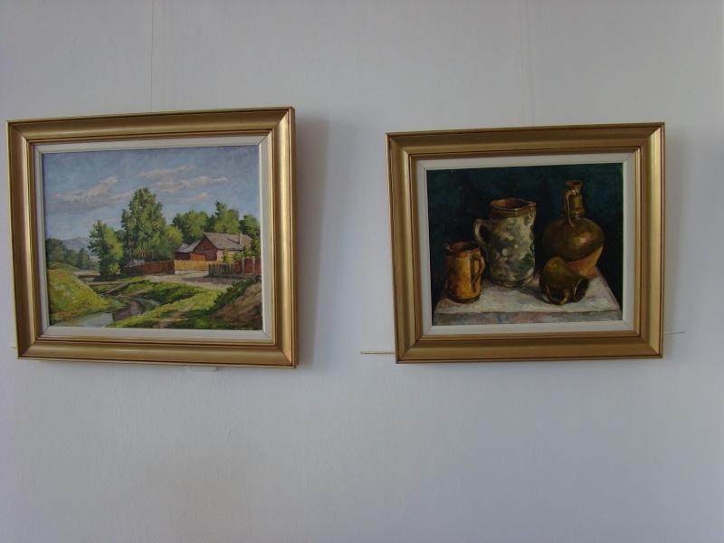 Mihai Coţovanu-Vernisajul expozitiei de pictura: Lumina vine din interior- Mihai_13