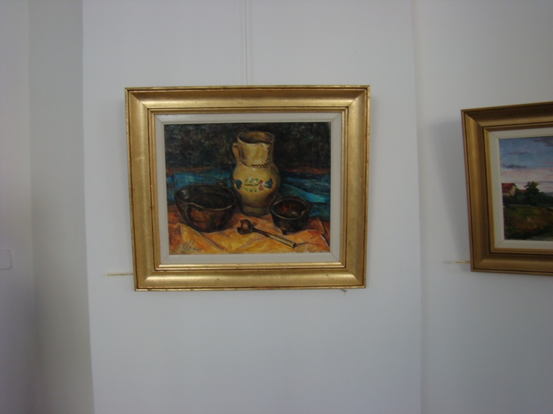 Mihai Coţovanu-Vernisajul expozitiei de pictura: Lumina vine din interior- Mihai_17