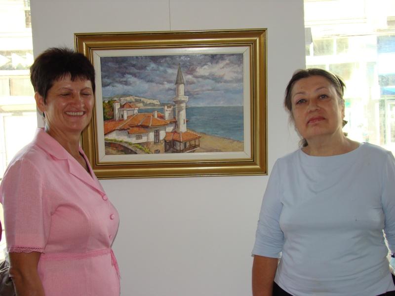 Mihai Coţovanu-Vernisajul expozitiei de pictura: Lumina vine din interior- Mihai_22