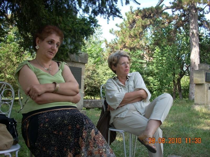 Picnic cultural-28 august 2010-azi ne reamintim  de Arghezi si Cosbuc  Picnic10
