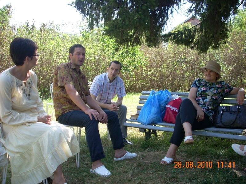 Picnic cultural-28 august 2010-azi ne reamintim  de Arghezi si Cosbuc  Picnic18