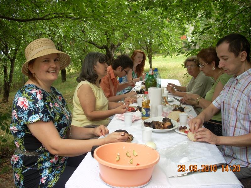Picnic cultural-28 august 2010-azi ne reamintim  de Arghezi si Cosbuc  Picnic31