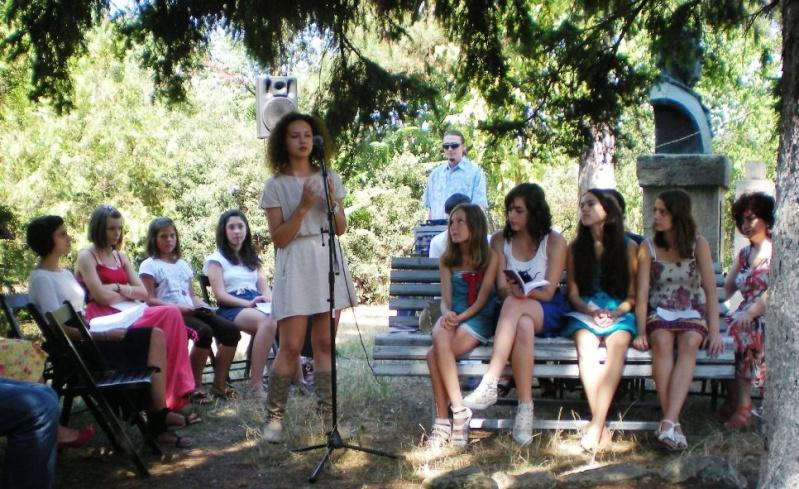"""Lansare de cărţi: """"La marginea tăcerii"""", de Dorina Neculce, """"Vade Mecum"""", Antologie versuri. Şase poeţi contemporani. """"Contraria"""",Rameel şi Dorina Neculce Pictur10"""