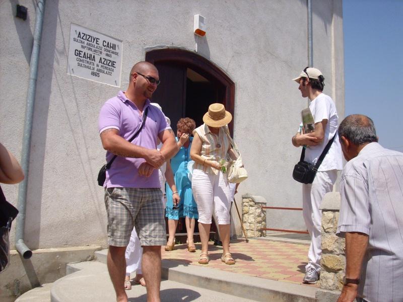 Tabara de creatie si recreatie Mahmudia-Natura-Istorie-Civilizatie-iulie 2010 Rodica15