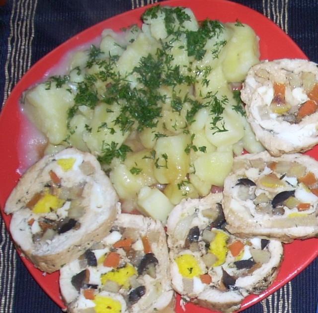 Gustări  şi  aperitive Rulada18