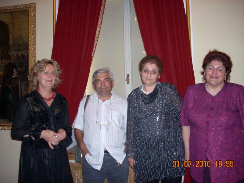 """Noaptea Alba A Strazii Lapusneanu-31 iulie 2010-Seara de muzica si poezie """"Suflet de femeie"""" cu Mihaela Grăjdeanu Suflet19"""