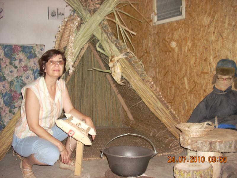 Tabara de creatie si recreatie Mahmudia-Natura-Istorie-Civilizatie-iulie 2010 Tabara57