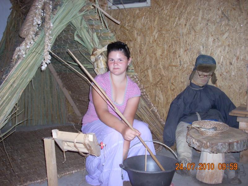 Tabara de creatie si recreatie Mahmudia-Natura-Istorie-Civilizatie-iulie 2010 Tabara61
