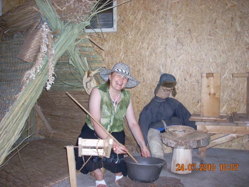 Tabara de creatie si recreatie Mahmudia-Natura-Istorie-Civilizatie-iulie 2010 Tabara64