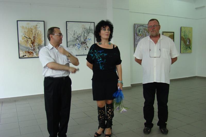 Vernisaj expozitie de pictura-Liliana Nastas Bratescu Vernis10