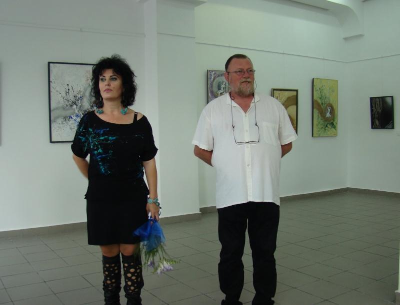Vernisaj expozitie de pictura-Liliana Nastas Bratescu Vernis11