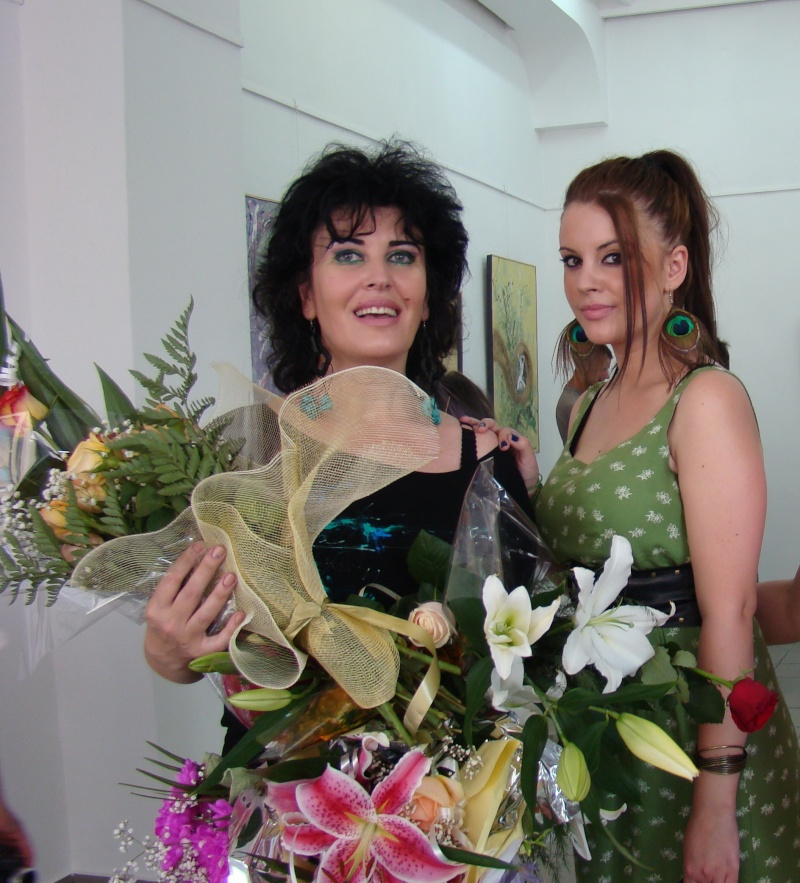 Vernisaj expozitie de pictura-Liliana Nastas Bratescu Vernis12