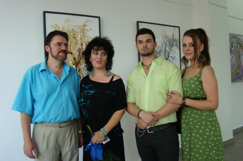 Vernisaj expozitie de pictura-Liliana Nastas Bratescu Vernis13