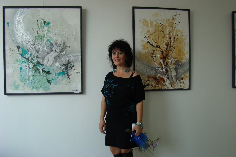Vernisaj expozitie de pictura-Liliana Nastas Bratescu Vernis15