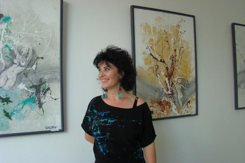 Vernisaj expozitie de pictura-Liliana Nastas Bratescu Vernis16