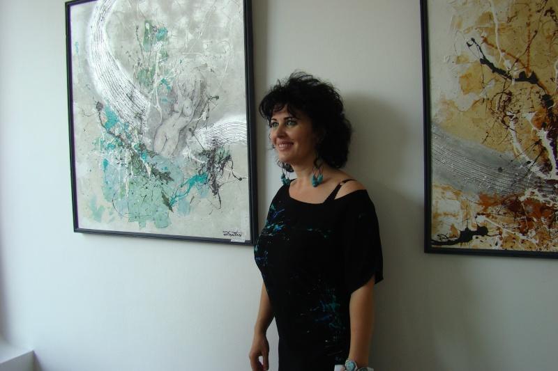 Vernisaj expozitie de pictura-Liliana Nastas Bratescu Vernis18