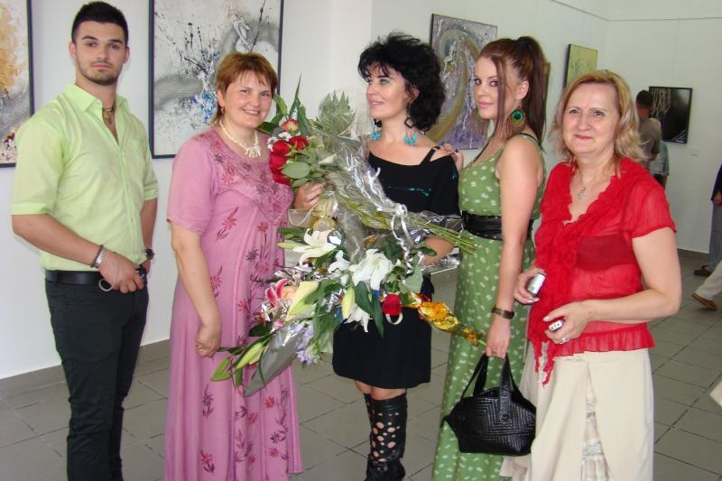 Vernisaj expozitie de pictura-Liliana Nastas Bratescu Vernis29