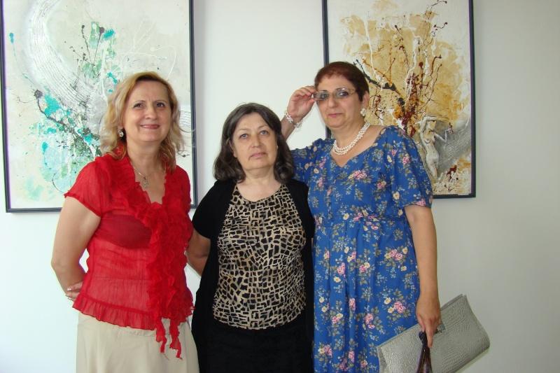 Vernisaj expozitie de pictura-Liliana Nastas Bratescu Vernis30