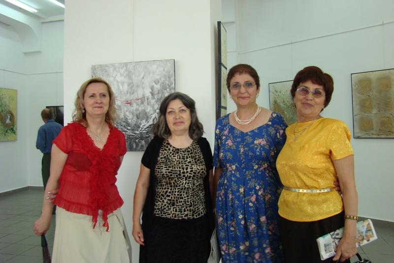 Vernisaj expozitie de pictura-Liliana Nastas Bratescu Vernis33