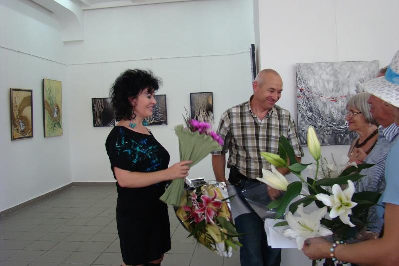Vernisaj expozitie de pictura-Liliana Nastas Bratescu Vernis34