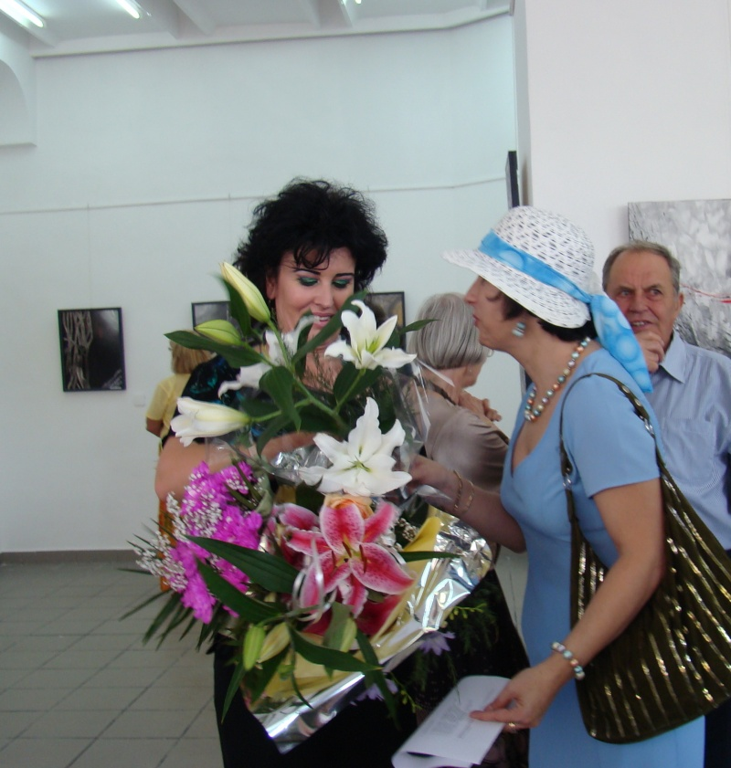 Vernisaj expozitie de pictura-Liliana Nastas Bratescu Vernis35