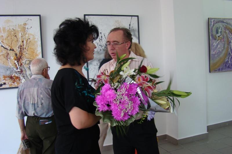 Vernisaj expozitie de pictura-Liliana Nastas Bratescu Vernis36
