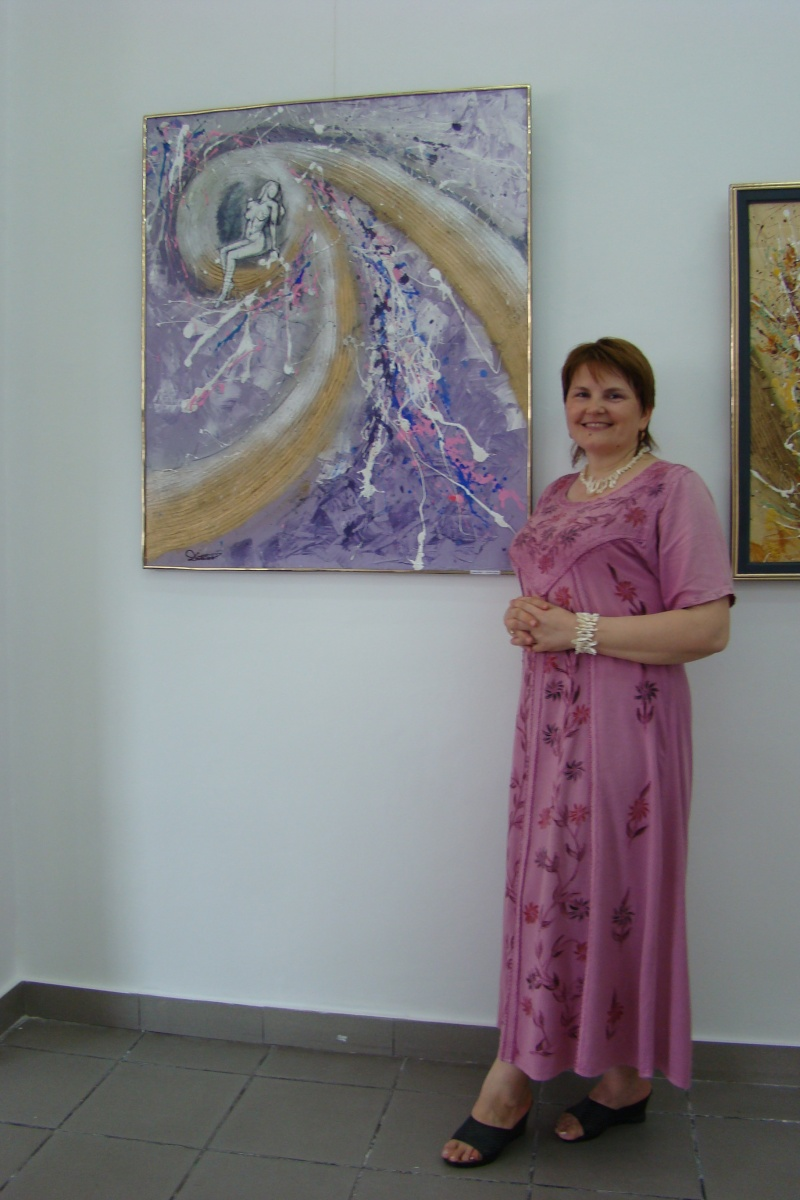 Vernisaj expozitie de pictura-Liliana Nastas Bratescu Vernis39