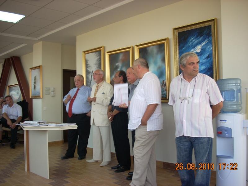 Vernisaj Dan Cumpata si lansare de carte Valeriu Stancu- 26 august 2010 Vernis45