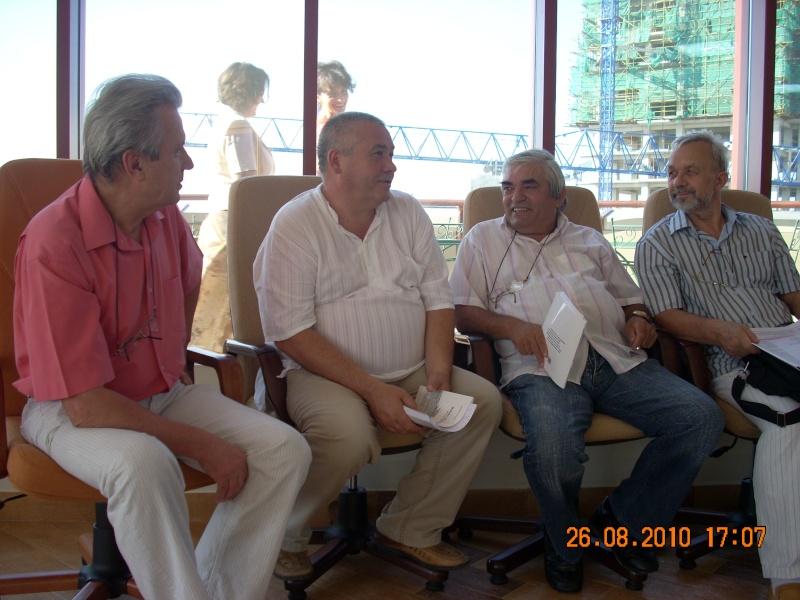 Vernisaj Dan Cumpata si lansare de carte Valeriu Stancu- 26 august 2010 Vernis47