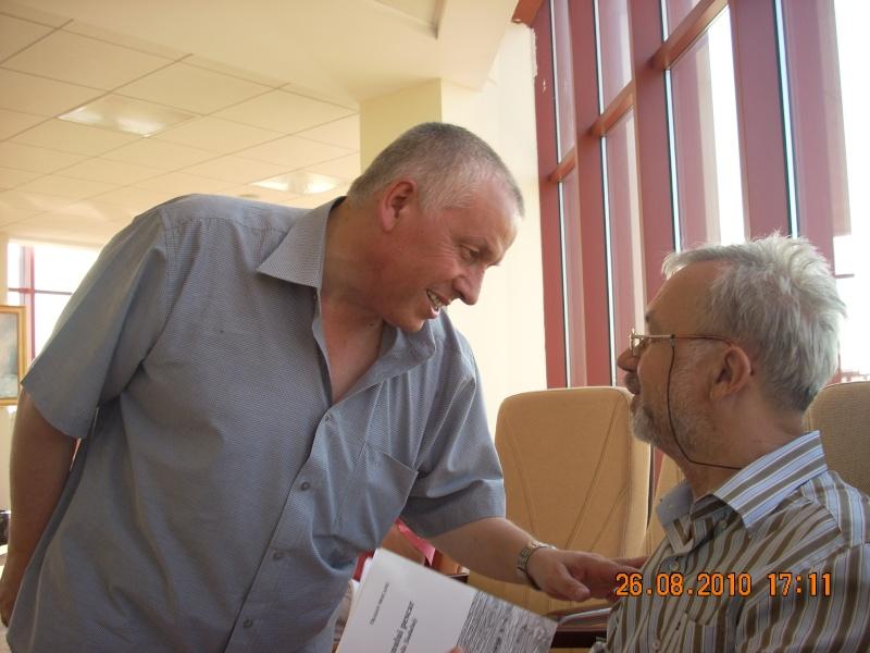 Vernisaj Dan Cumpata si lansare de carte Valeriu Stancu- 26 august 2010 Vernis48