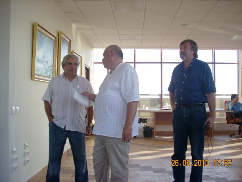 Vernisaj Dan Cumpata si lansare de carte Valeriu Stancu- 26 august 2010 Vernis52