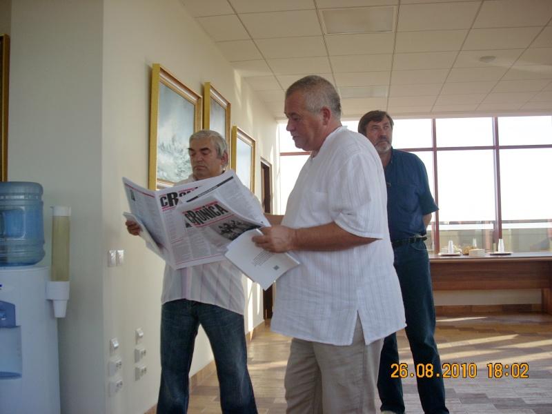 Vernisaj Dan Cumpata si lansare de carte Valeriu Stancu- 26 august 2010 Vernis53