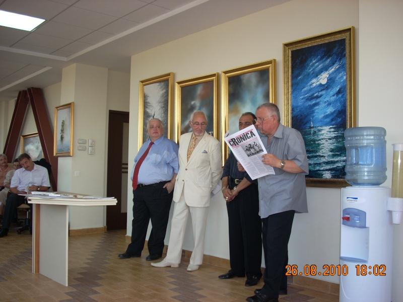 Vernisaj Dan Cumpata si lansare de carte Valeriu Stancu- 26 august 2010 Vernis54