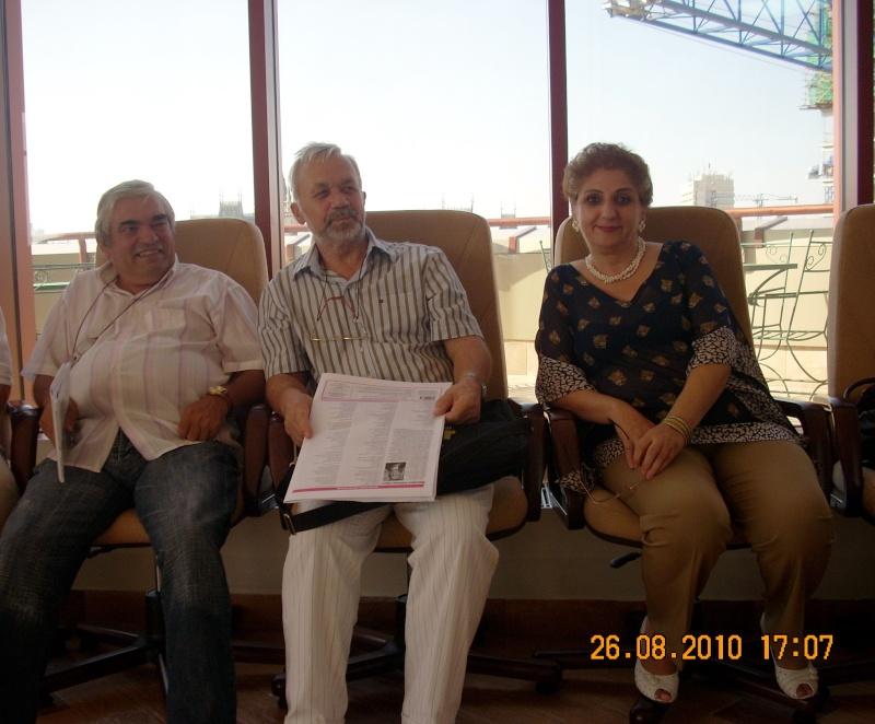 Vernisaj Dan Cumpata si lansare de carte Valeriu Stancu- 26 august 2010 Vernis55