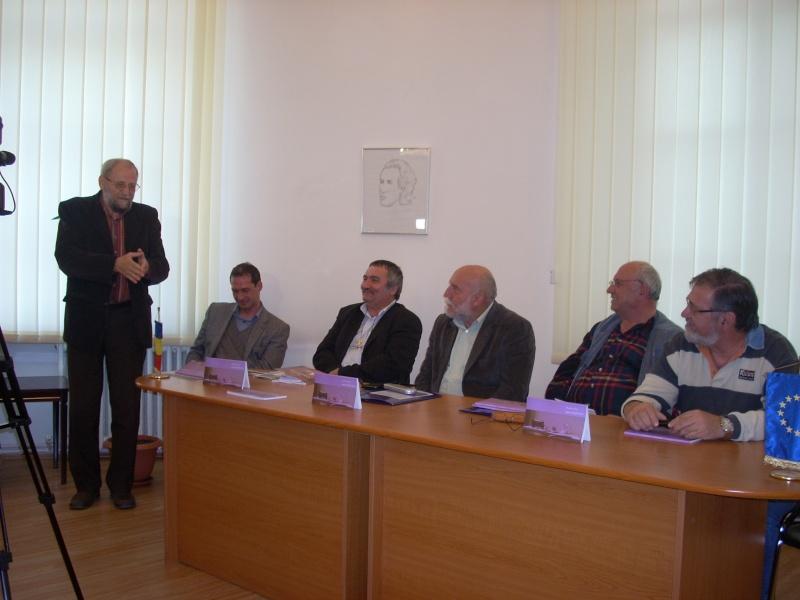 """Lansare carte """"Aspru sângele meu"""" George Vidican Vidica10"""