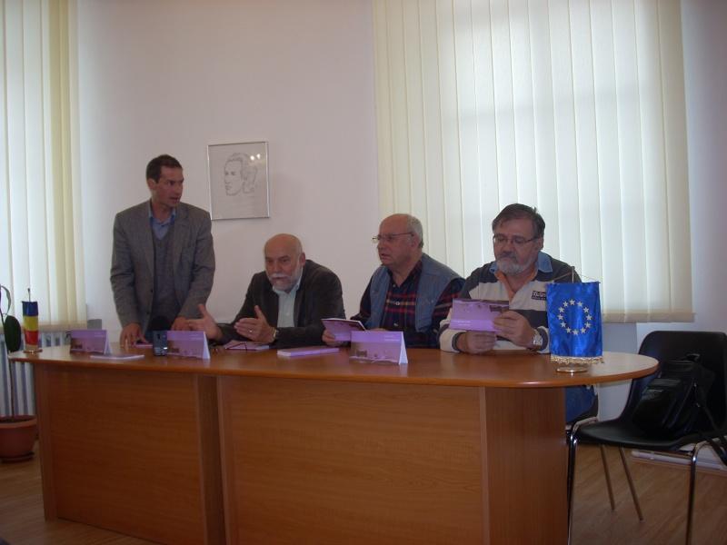 """Lansare carte """"Aspru sângele meu"""" George Vidican Vidica11"""