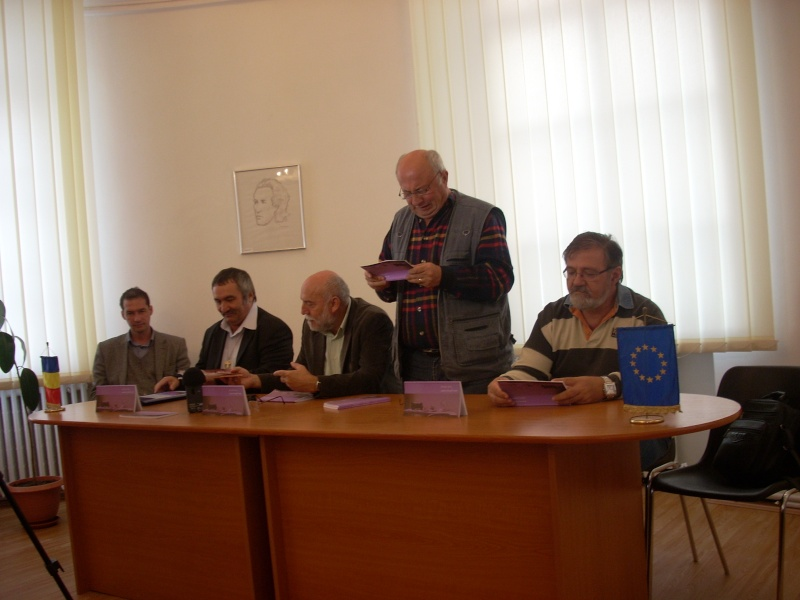 """Lansare carte """"Aspru sângele meu"""" George Vidican Vidica13"""