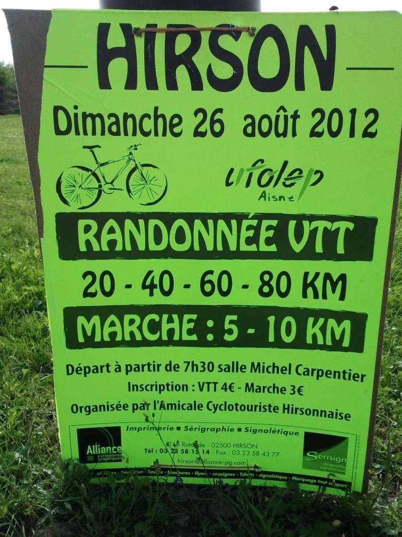 [Hirson02] Raid des 3 Rivières 26 AOUT - Page 2 Photo013