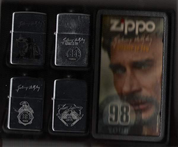 Briquets , étuis , boites a cigarettes et autres accessoires du fumeur  Numeri15