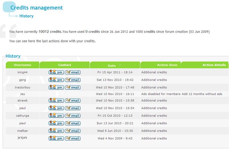 Forum update: Free domain renewal Forum11