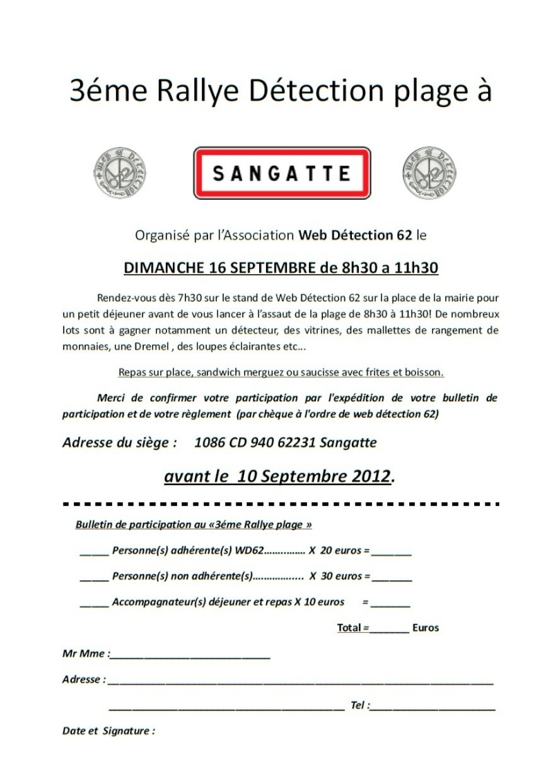 3éme Rallye plage le 16 Septembre a Sangatte- le bulletin Affwd10