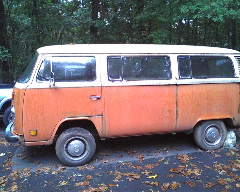 "'78 Bus ""Fozzie the Bus"" 12100610"