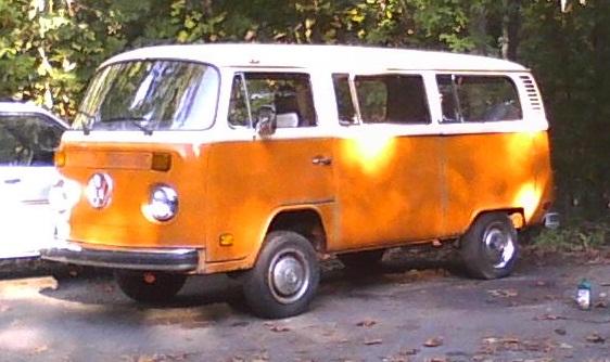"'78 Bus ""Fozzie the Bus"" 12100712"