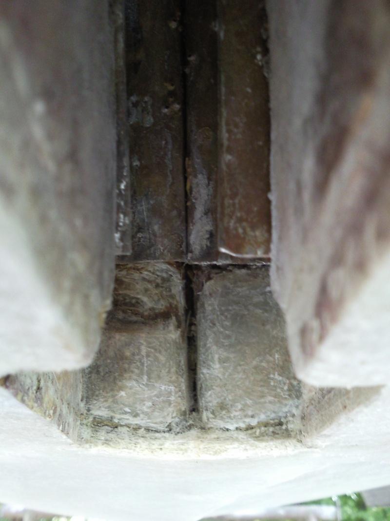 Photos et côtes du système de relevage de quille pour Etap 22 Photo013