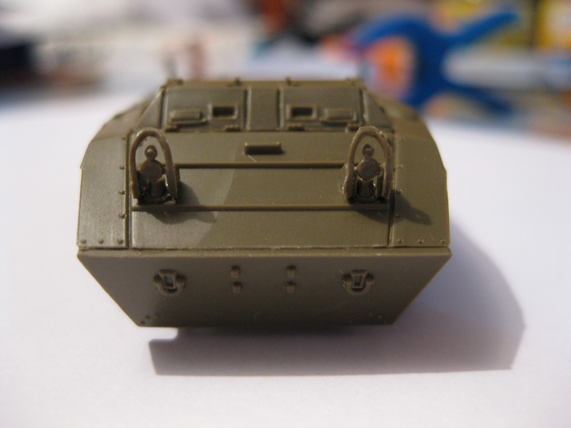 M20 Armored Utility Car  [Italeri, 1/72]: FINI ! - Page 2 Photo110