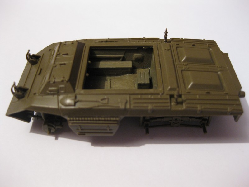 M20 Armored Utility Car  [Italeri, 1/72]: FINI ! - Page 2 Photo111